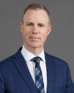 Sean Carmody, Executive General Manager, Risk and Data Analytics