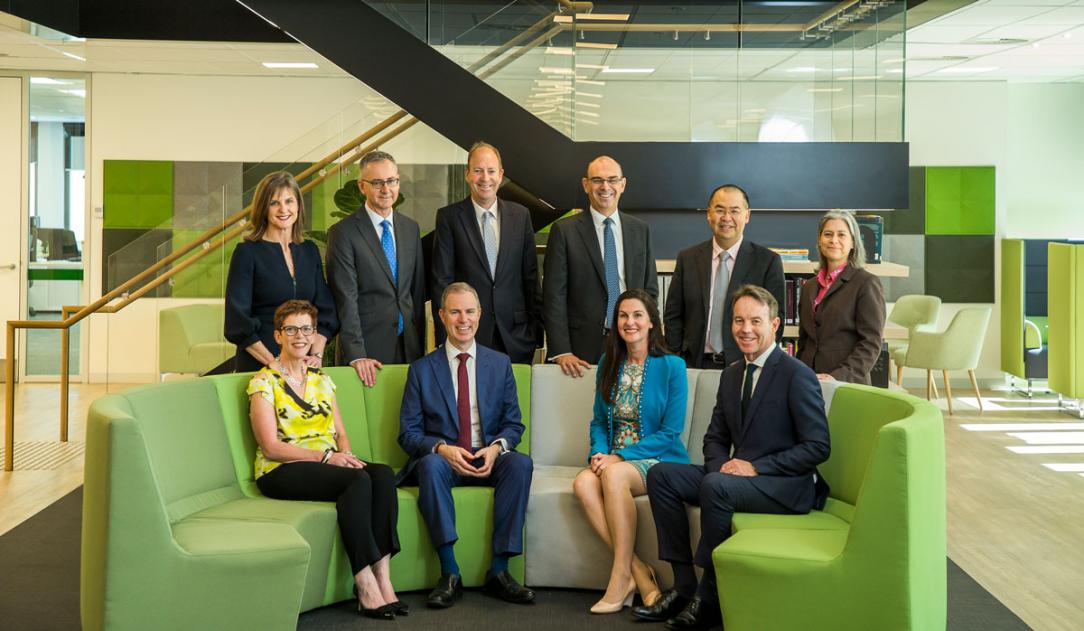APRA Executive Leadership Team 2019