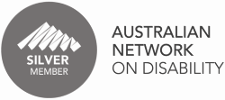 Australian Network on Disability - Silver member